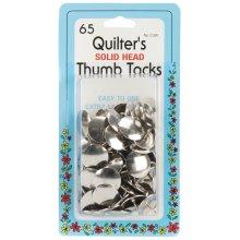 Collins Quilter's Thumb Tacks 65/Pkg-