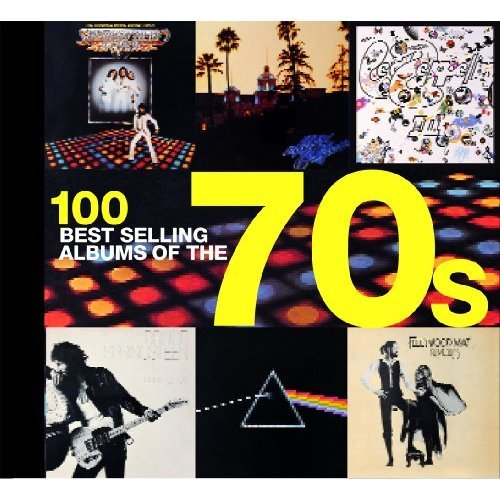 100 BEST ALBUMS OF THE 70's