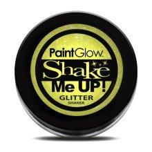 5g Sherbet Lemon Shake Me Up Uv Glitter Shaker - Nail Face Festival Party Make -  glitter shaker uv up nail face festival party make body hair