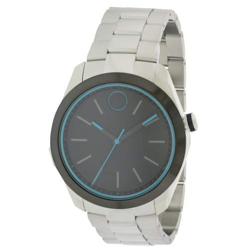 Movado Bold Motion Stainless Steel Smartwatch Mens Watch 3660003