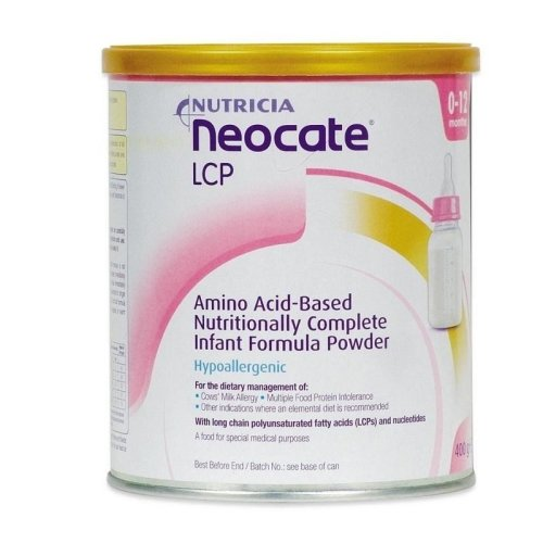 Nutricia Neocate LCP 0-12 Infant 400g