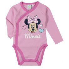 Minnie Mouse Bodysuit - Pink