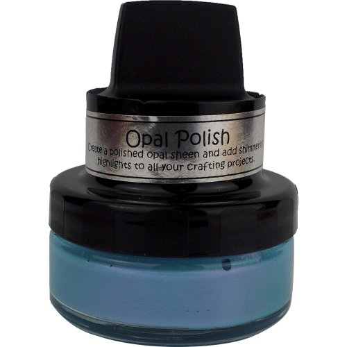 Cosmic Shimmer Opal Polish-Lavender Blue