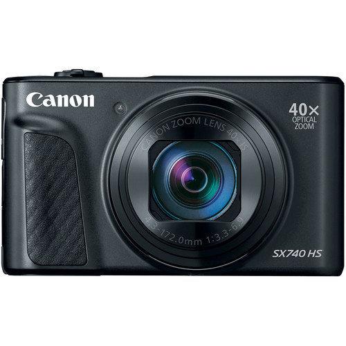 CANON SX740 Black