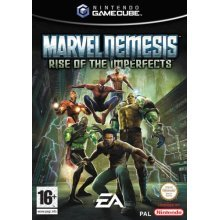 Marvel Nemesis: Rise Of The Imperfects (GameCube)