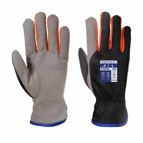sUw - 1 Pair Pack Hand Protection Wintershield Thermal Glove