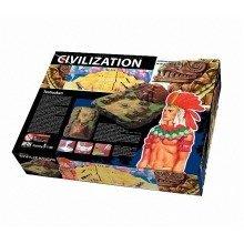 Elf727003 - Fantazer - Civilization Plastercast - Teotiuakan