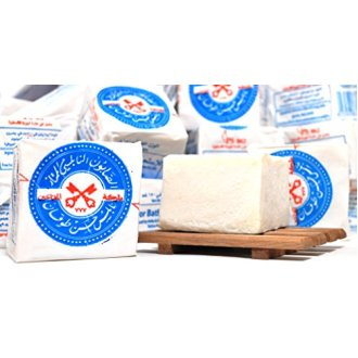 "Toukan Two Keys ""Muftahein"" Olive Oil Soap From Nablus - 4 Pack - Unscented"
