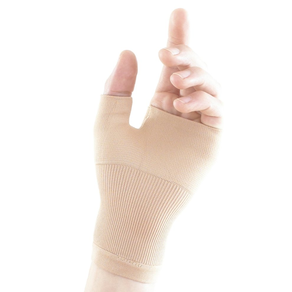 Neo G Wrist and Thumb Support - Ideal For Arthritis, Joint Pain,  Tendonitis, Sprains, Hand Instability, Sports - Multi Zone Compression  Sleeve -
