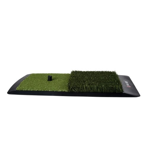 Pure2improve Golf Dual Surface Hitting Practice Mat