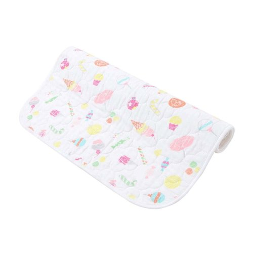 Portable Baby Cotton Waterproof Diaper Changing Mats 1 piece, 50x70cm (D)
