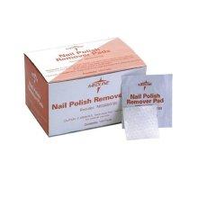Medline MDS090780H Pad Remover Nail Polish (Pack of 100)