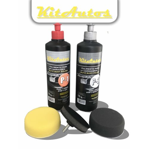 HE Bodywork Polishing Paste for 2x 1/2kg Polished and useful for Auger.