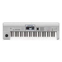 Korg Krome 61 Key Synthesizer Ltd Edition Platinum