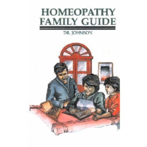 Homoeopathy Family Guide [Paperback] [Jun 30, 1999] I. D. Johnson