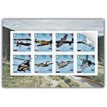 100 Years of the Royal Air Force Self Adhesive Pane CTO