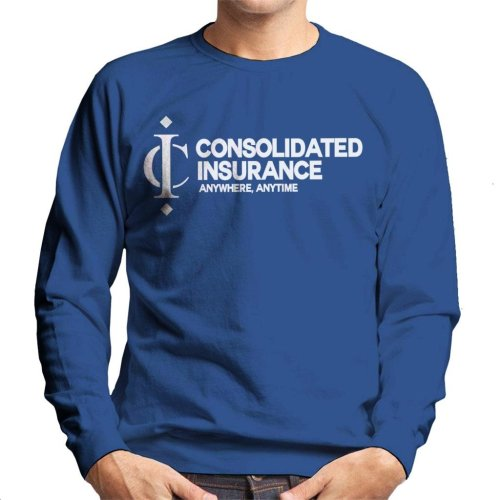 Consolidated Insurance Mission Impossible Men's Sweatshirt