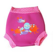 Swimsure Nappy Pink Small