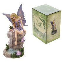 Waterfall Whispers Collectable Tales of Avalon Fairy