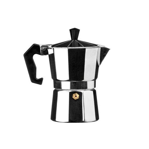3 Cup Espresso Maker - Silver