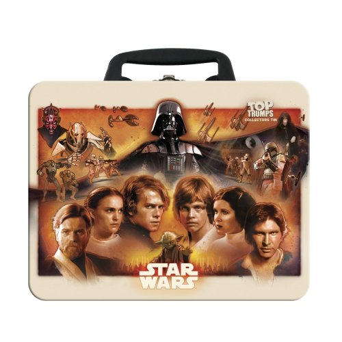 Star Wars Collectors Tin