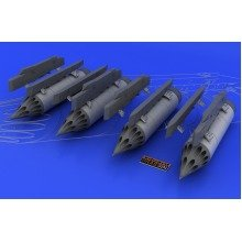 Edb648041 - Eduard Brassin 1:48 - Rocket Launcher Launcher B-8m1