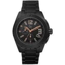 Guess Gc Swiss Sports Class XXL Black Ceramic Mens Watch X76009G2S