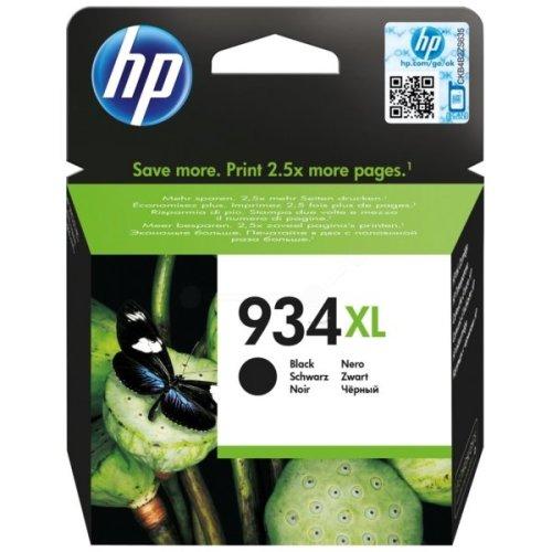 HP C2P23AE (934XL) Ink cartridge black, 1000 pages, 26ml