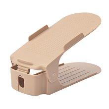 6 PCS 26.5 X 10.7 X 8 CM Space-Saving Shoe Racks Shoe Organizers, Brown