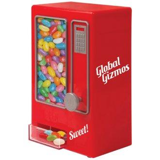 Christmas Shop Sweet Vending Machine