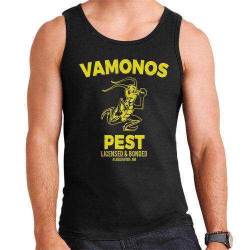 Breaking Bad Vamonos Pest Men's Vest