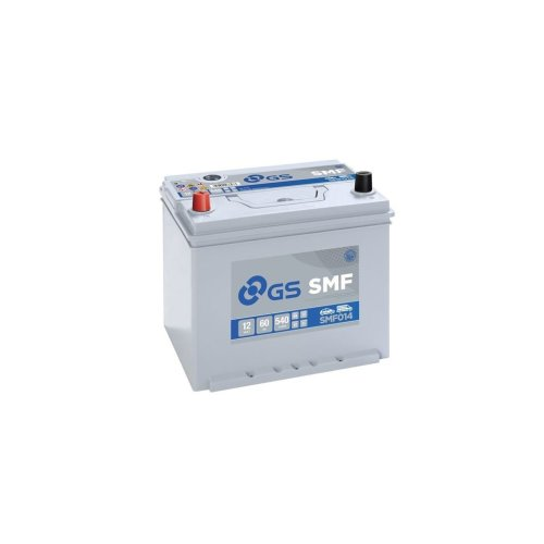 SMF Conventional Battery 12V - 60Ah - 540CCA