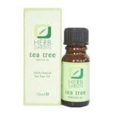 Herb Garden - 100% Natural Tea Tree Oil - 10ml -  herb garden 100 natural tea tree oil 10ml