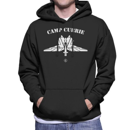 Camp Currie Starship Troopers Men's Hooded Sweatshirt