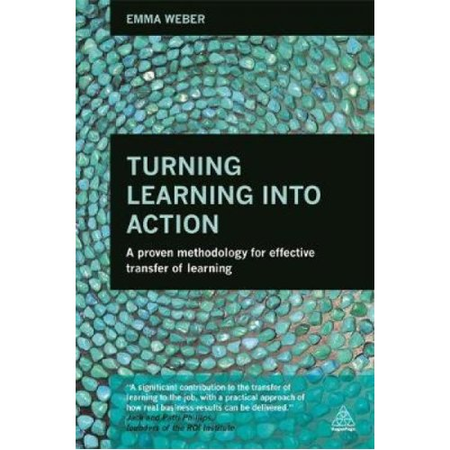 Turning Learning into Action by Emma Weber