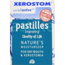 Xerostom With Saliactive For Dry Mouth or Xerostomia Pastilles 30 Units