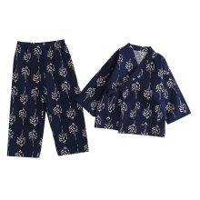 Pajamas Autumn&winter Cotton Kimono Pajamas Children's Bathrobe Pajamas