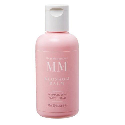 Megs Menopause Blossom Balm Intimate Skin Moisturiser 100ml