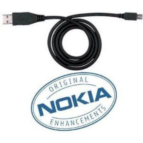 Nokia DKE 2 usb data cable 5300 6300 n91 n95 oem new