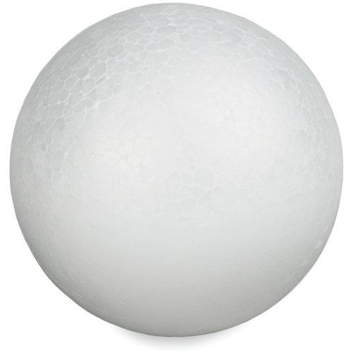 "Smooth Styrofoam Balls 4.5""-"