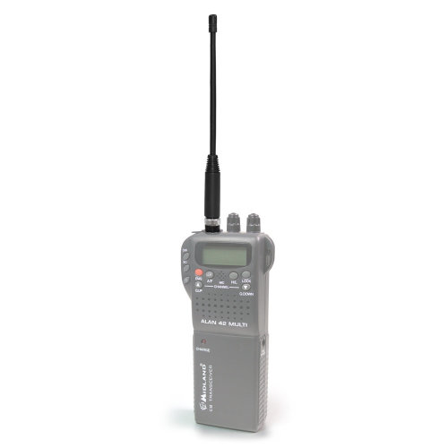 Antenna CB Midland Exchange for Alan 42 Station and Alan 52, 19cm Code C611