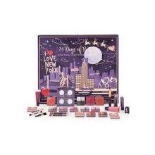 Q-KI 24 Days of Beauty I Love New York Advent Calendar 26 Pieces