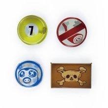 Overwatch Roadhog Pin Set (GE3087)