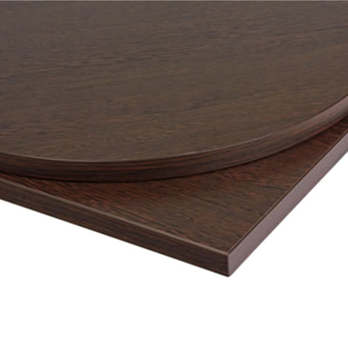 Taybon Laminate Table Top - Wenge Rectangular - 1200x700mm