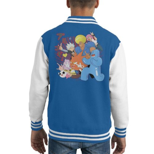Supra Prukogi Kid's Varsity Jacket