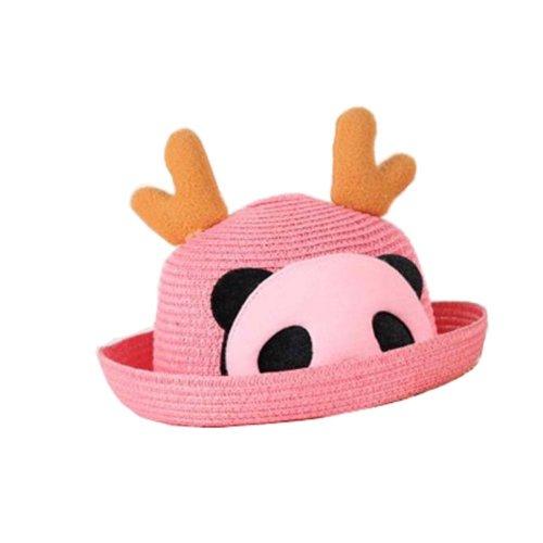 Sunshade Baby Hat Summer Sun Hat Baby Cap Breathable Hat Round Cap
