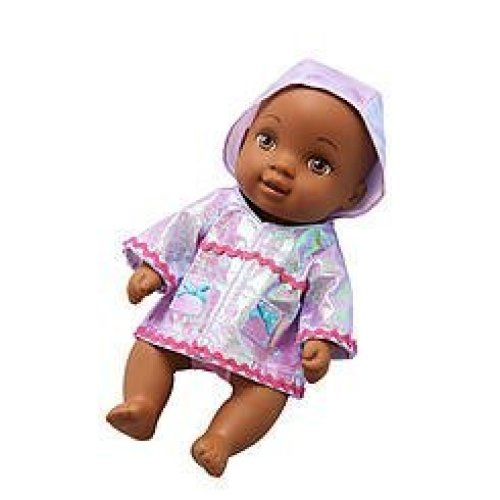 Just Play Waterbabies Sweet Cuddlers Rainy Day AA Baby Doll