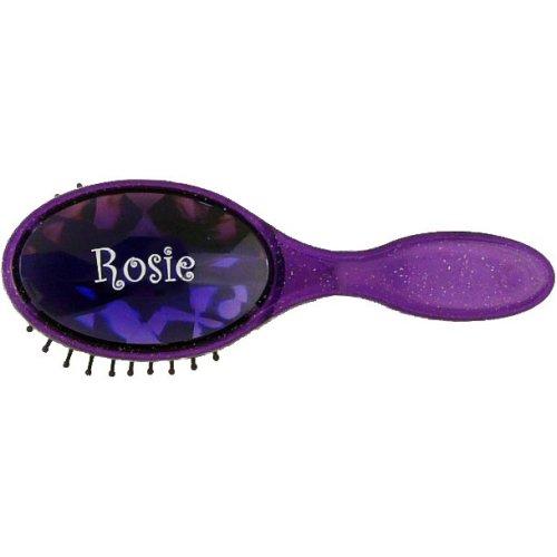 Rosie Bejewelled Hairbrush
