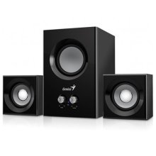 Genius SW-G2.1 375 2.1 Channel Gaming Speaker System