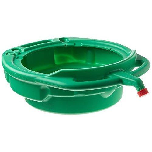16 Litre Fluid Drain Pan/green - Draper 16l Pan Green 23259 -  draper 16l fluid drain pan green 23259